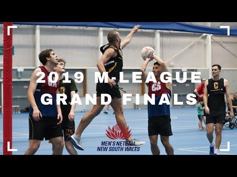 2019 Men's NSW Netball M-League Grand Finals @ Netball Central