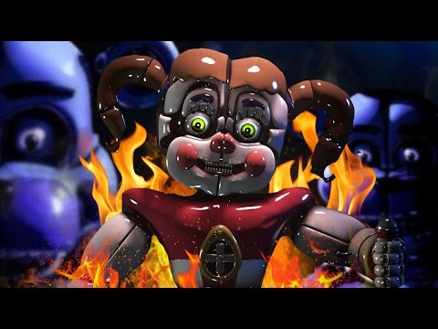 WELCOME TO HELL!! - Five Nights At Freddy's Sister Location Gameplay #1