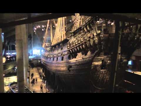 Vasa museo Tukholma