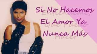 Toni Braxton- Breathe Again (Spanish Version) With Lyrics HD