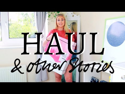 & OTHER STORIES HAUL/REVIEW.