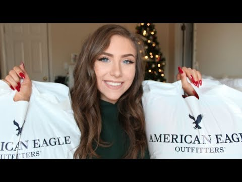 AMERICAN EAGLE BLACK FRIDAY HAUL