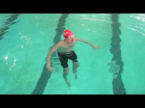 Sea Hiker Swimming - Tread Water the Easy Way