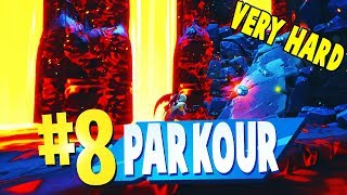 TOP 8 VERY HARD PARKOUR Creative Maps In Fortnite | Fortnite Hard Parkour Map CODES (DEATHRUNS)