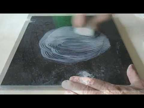 How to restore marble polishing ruined by corrosion of acidic cleaners