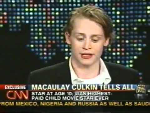 Michael Jackson   Mac Culkin  2
