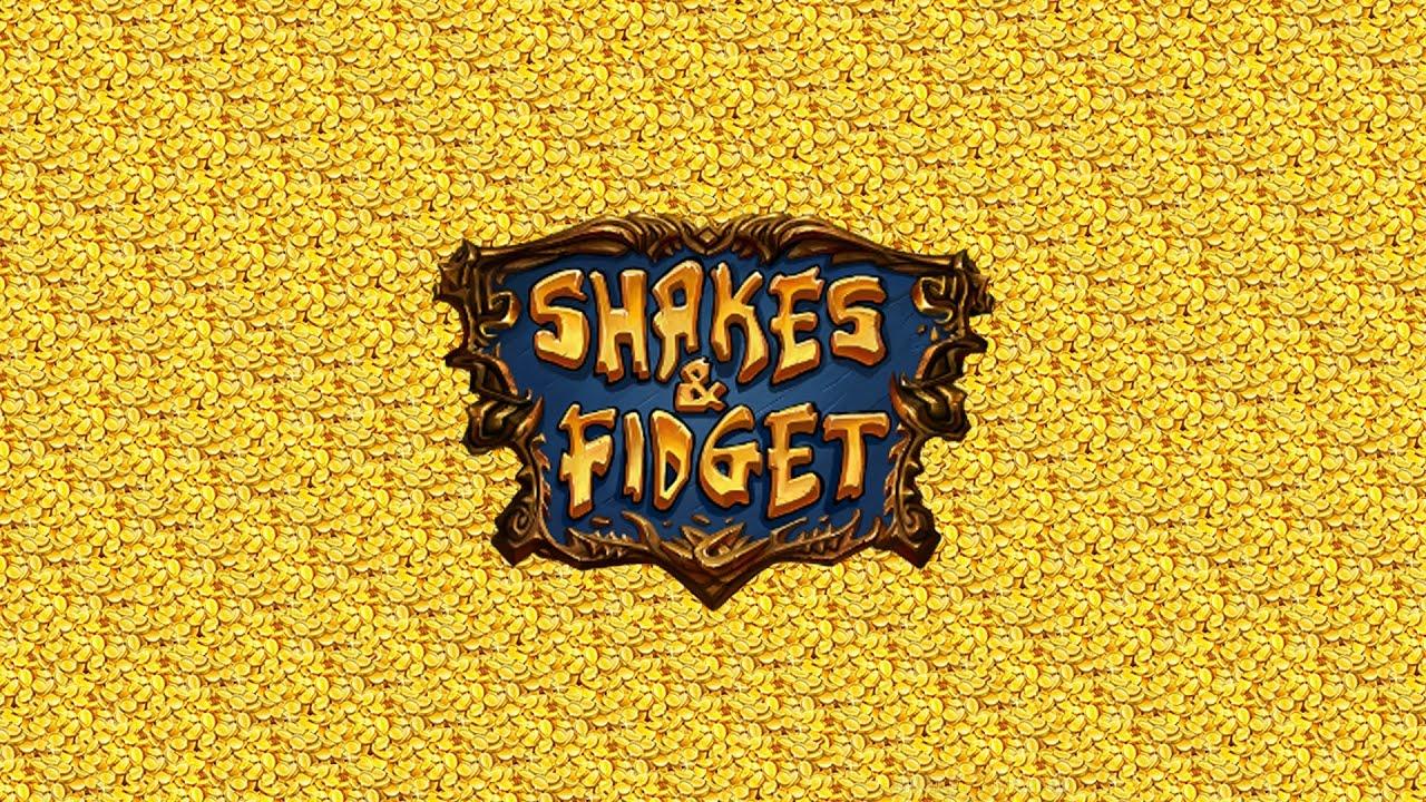Shakes And Fidget Abenteuerlust