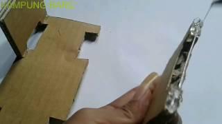 Kerajinan  Membuat Mobil Mainan Anak Dari Kardus