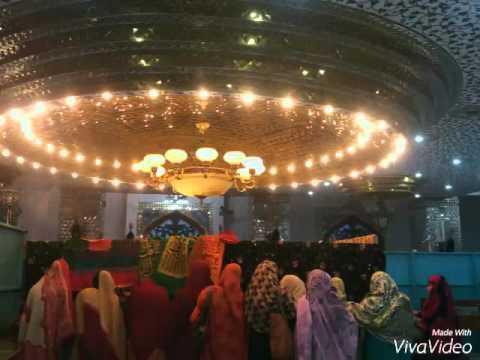 Mola Ali QADAM GAH Hyderabad - YouTube