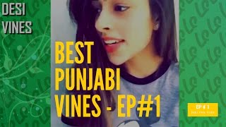 Best Punjabi Vines Compilation - EP #1 - Sept 2015 - Funny Desi Videos