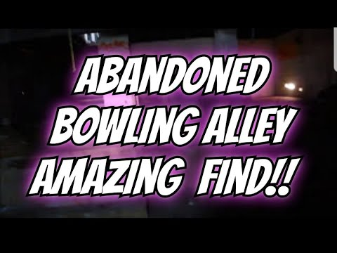 Abandoned Bryant Center/ Bowling Alley