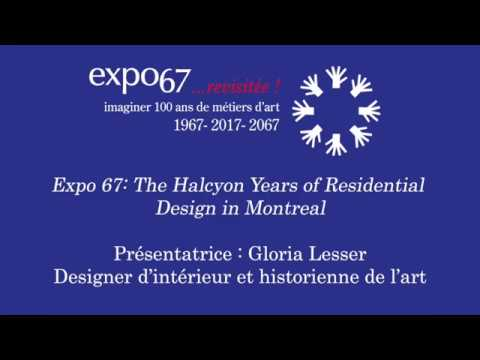 6   Expo 67  The Halcyon years of residential design in montreal