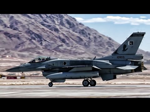 Warplanes On The Runway • Red Flag Air Combat Exercise