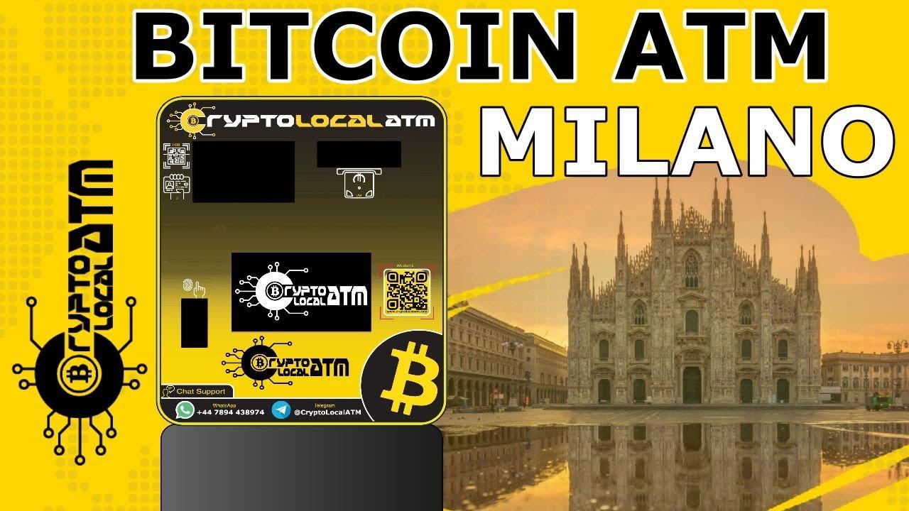 bitcoin atm milano