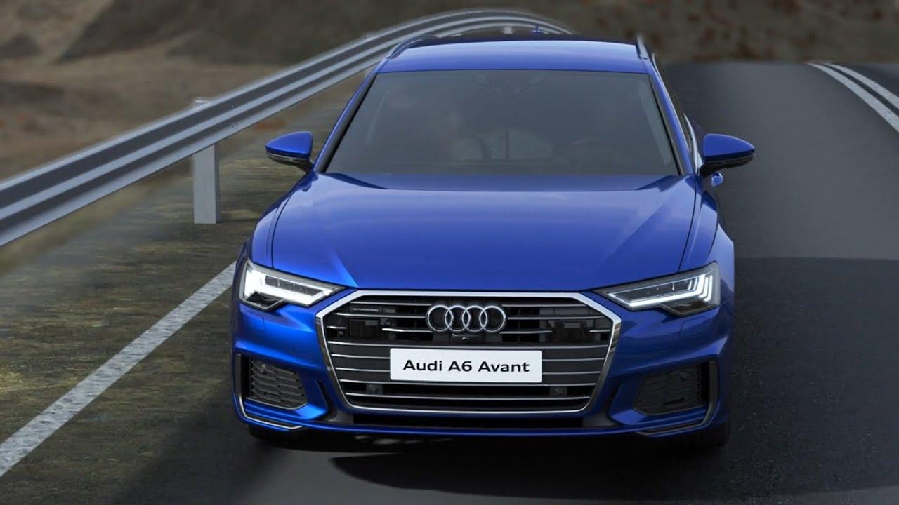 2019 Audi A6 Avant Mild Hybrid Mhev Deutsch German Youtube