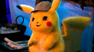 'Pokémon: Detective Pikachu' Official Trailer (2019) | Ryan Reynolds, Justice Smith