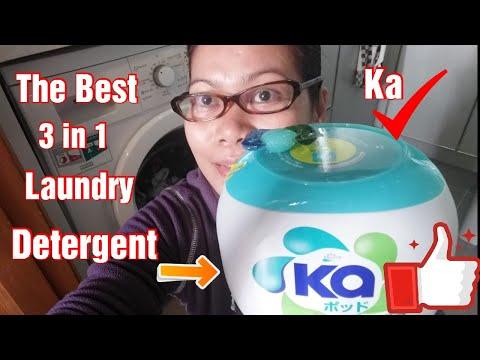 Ka 3 In 1 Laundry Capsule Refill Pack-Qoo10