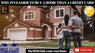 Why Its Easier To Qualify For A Home Than A Credit Card? - Financial Education, Dave Ramsey, Amex 2