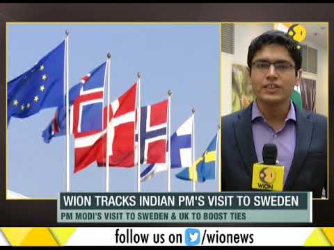 WION tracks Indian PM's visit to Sweden; visit key to India's Nordic outreach