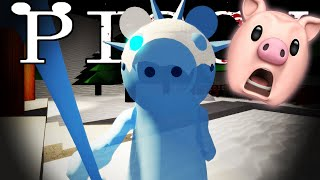 ROBLOX PIGGY WINTER HOLIDAY MAP + SKINS + TRAP..