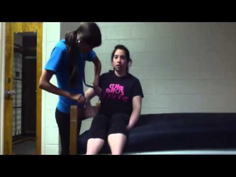 Olivia Robinson Health Assessment Video