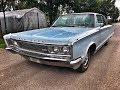 1966 Chrysler New Yorker Coupe V8 383 himmelblau