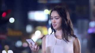 Aimee in Bank of China - Love Rewards Commercial 2014