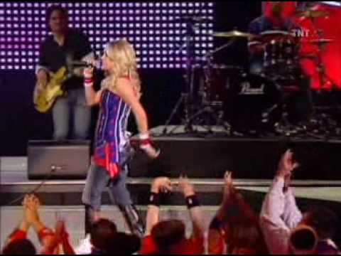 Carrie Underwood - Some Hearts Live (NBA-All-Stars)