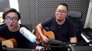 Chưa bao giờ cover guitar - Hiển Râu guitarist & Hoàng Dũng