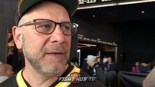 LOU DIBELLA GOES APE S*** ON EDDIE HEARN