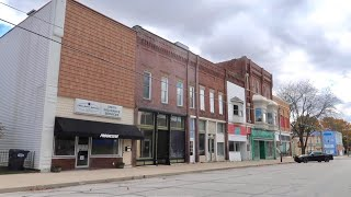 Forgotten Small Towns And Backroads In Middle Of Nowhere Indiana - Cross Country Fall 2020 Road Trip