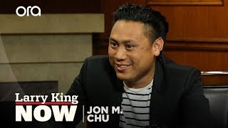 Director Jon M. Chu on making a film about the Thai cave rescue