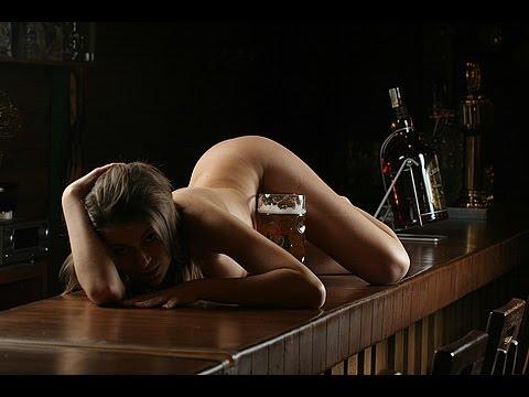 Секс с пивом