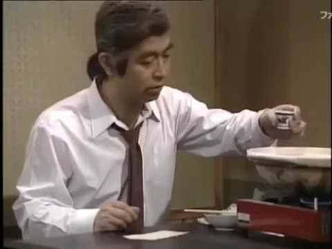 Who Should Pay Money At Restaurant ? Www Japanese Comedy_Ken Shimura