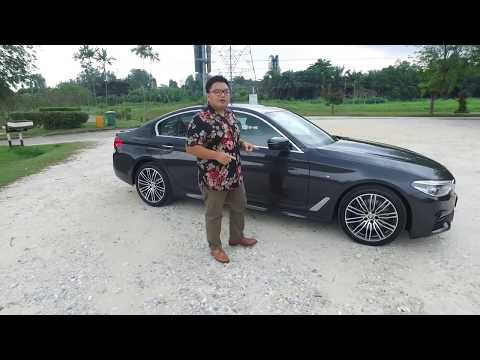 FIRST DRIVE 2017 BMW 530i M Sport G30 Malaysian Review