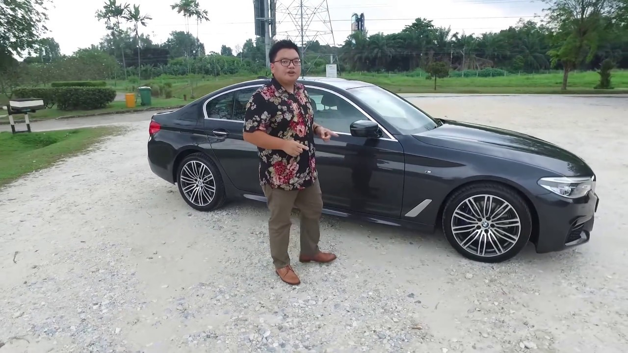BMW 3 Series bmw 530i review FIRST DRIVE: 2017 BMW 530i M Sport (G30) Malaysian Review - YouTube