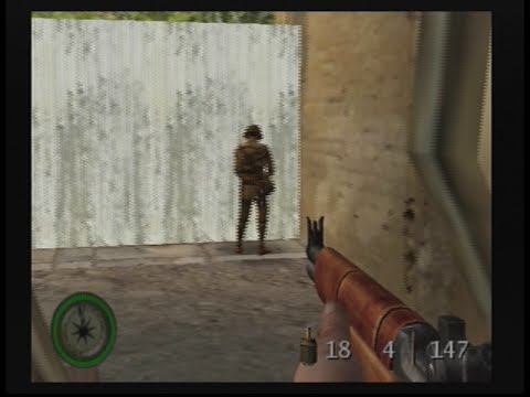 Medal of Honor: Rising Sun (Mission 3) Fall of the Philippines *Walkthrough* [PS2]