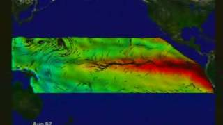 Visualizing El Nino From NASA Scientific Visualization Studio