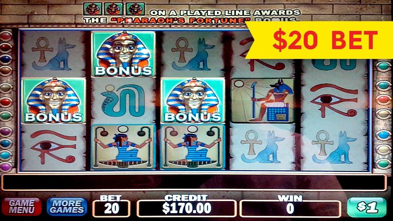 Slots Gratis Pharaohs Fortune