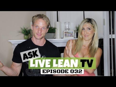 Joint Health, Measuring Progress, Chocolate Milk | #AskLiveLeanTV Ep. 032