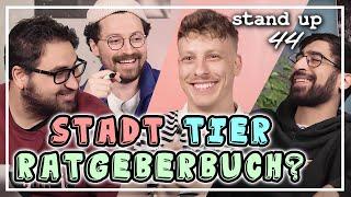 Stadt, Tier, ...Ratgeberbuch? | Regular Stuff | Stand Up 44