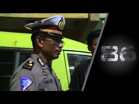 86 Operasi Kendaraan Bermotor di Surabaya