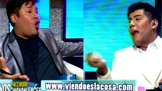 Mariano de la Canal nuevamente le falta el respeto al músico boliviano - Cantando por un Sueño