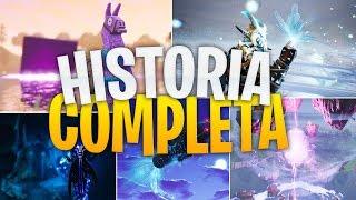 HISTORIA de FORTNITE *COMPLETA* (Season 1 - Season 8)