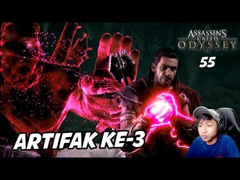 SAUDARA ORANG INI DIKUTUK JADI MONSTER   Assassin's Creed Odyssey #45 (sub indo) thumbnail