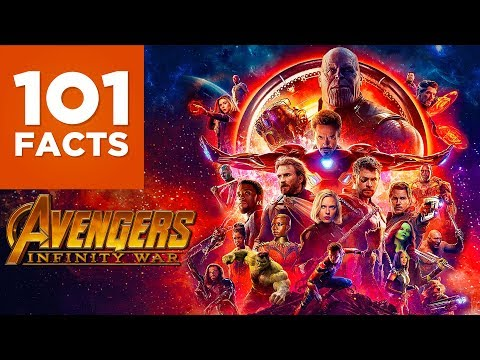 101 Facts About Avengers: Infinity War