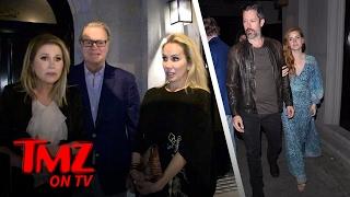 Kathy Hilton Throws Shade At Amy Adams! | TMZ TV