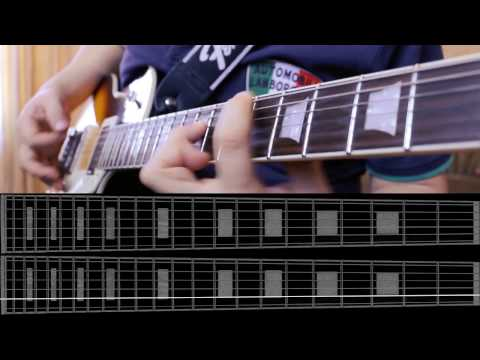 Metallica  The day that never comes GUITAR LESSON