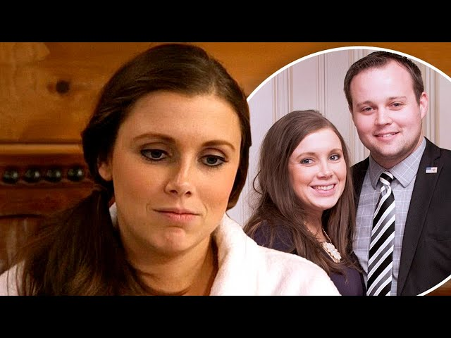 \'Counting On\' Anna Duggar PREPARES To Divorce With husband Josh - And Here\'s PROOF! (Exclusive)