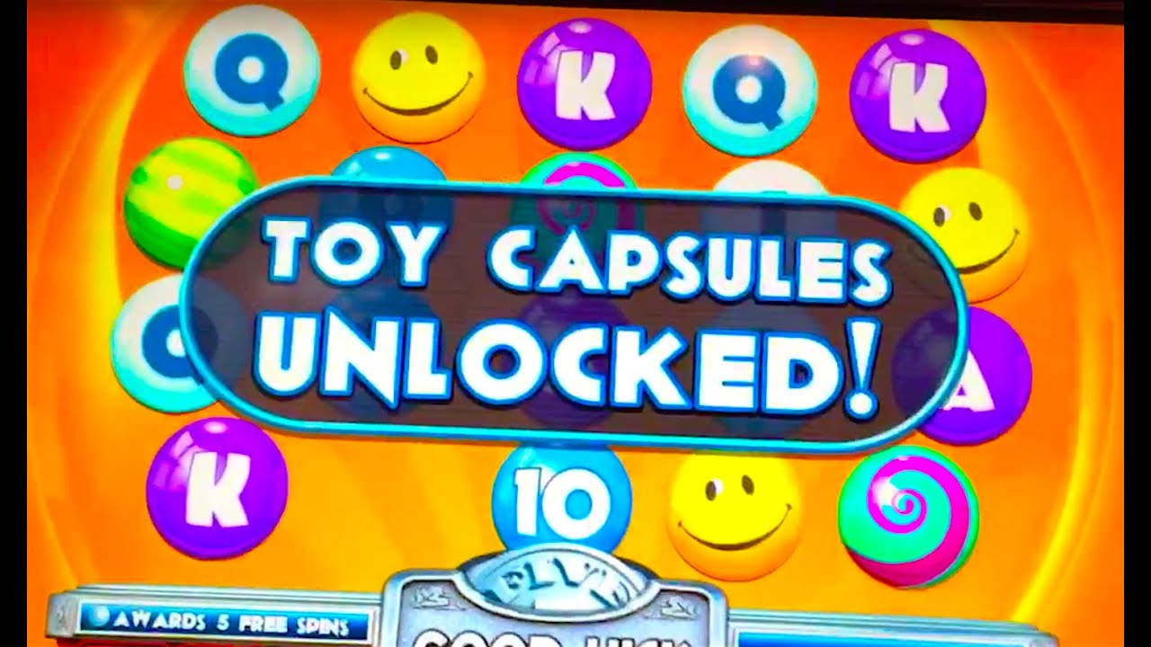 Big Prize Bubblegum Slot Machine - Play it Now for Free
